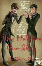 Phan Halloween One-Shots  by Makeira_Chan