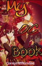 My OC book! by coreyriffinrulez
