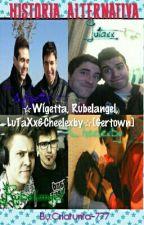 ☆Wigetta, Rubelangel, LuTaXx&Cheelexby☆(Gertown) by Criaturita-777