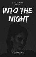 Into the Night ➳ Finnick Odair by sincerelytvd
