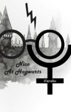 Nico at Hogwarts by InsomniaticNightmare