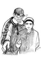 """short moment """" chansoo """" by sam_beo"""
