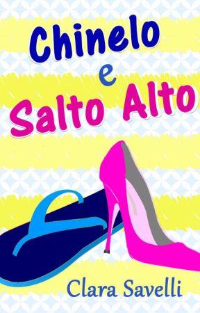 Chinelo e Salto Alto by ClaraSavelli