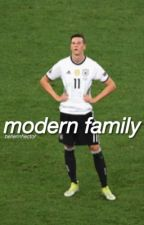 modern family - die mannschaft || ON HOLD  by bellerinhector