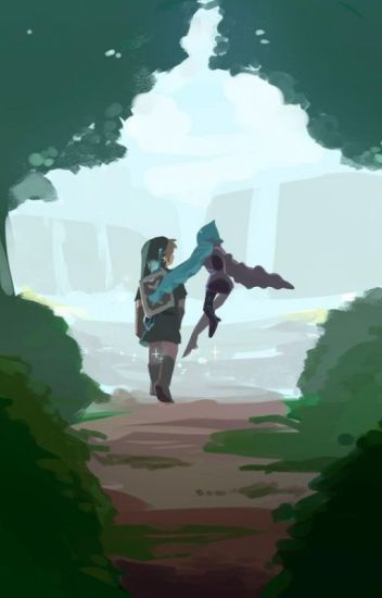 Goddess's Harp (Link x Reader)