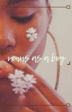 venus as a boy. ∖ kim jisoo by soul-ey
