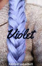 Violet  by XArrozConLecheX