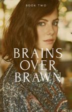 Brains over Brawn [A Cisco Ramon Fanfiction][Book Two] by TheSunnyChan