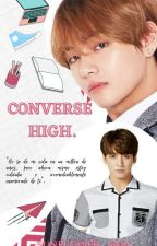 [ CONVERSE HIGH ] ♡ j.j.k > k.t.h ♡ by TAETAE_SK00KIE23O2