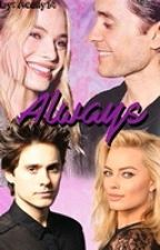 always- jargot( jared leto y margot robbie by acelly14