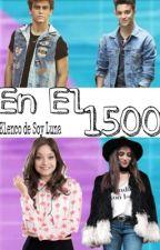En el 1500 [Elenco Soy Luna] by fansofonceuponatime