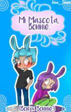 Mi Mascota, Bonnie. [Bon x Bonnie.] by Aina_Sama03