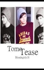 Tommo Tease by blondegirly18