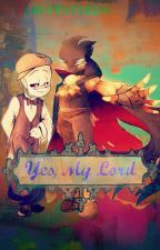 Yes, My Lord [Vampireverse] by AcidLafayefferson
