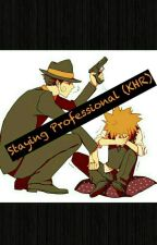 Staying Professional  (KHR) by LuvPatissiere