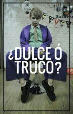 ➢¿DULCE O TRUCO? • KOOKV [ONESHOT] by grebeth99