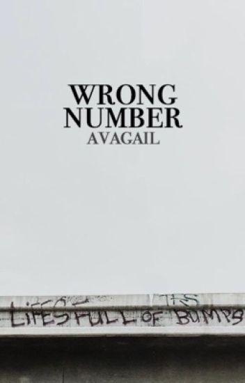 wrong number → rucas.