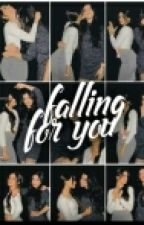 Falling for you by Sanvers_Camren13