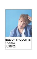 bag of thoughts by justpig