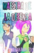 La maestra de la defensa || LilyXbonnie FNAFHS by Xiu-ximena