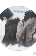 A Pair Of Broken Souls by blxrrygays