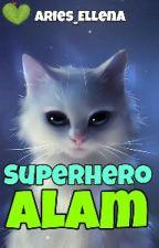 Superhero Alam by Aries_Ellena