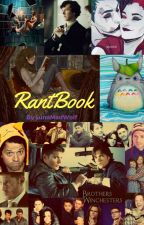 RantBook by LunaMadWolf