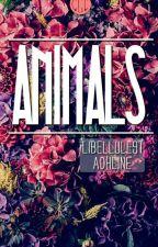 ANIMALS by lbleu081