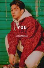 You ;; ykh+ick by Cabrita_Senpai