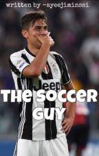 The soccer guy by GewoonAukje