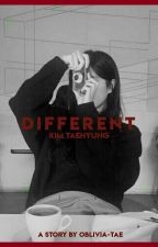 ❥different × taehyung by oblivia-tae