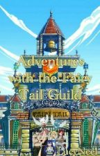 Adventures With The FAIRY TAIL GUILD! RP BOOK 👆 by LucyNeel_