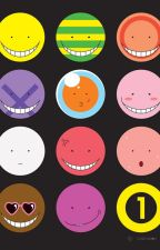 Assassination Classroom X reader fanfics by XXILoveAnime123