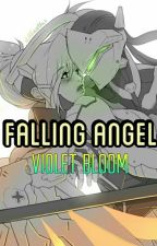 Falling Angel #Overwatch by VioletBloom27