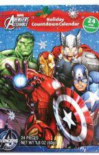 Marvel/Avengers Adventskalender by StevenRogers18