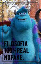 Filosofia 100% real no fake. :u by banana-rainbow98