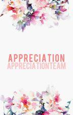 APPRECIATION by appreciationteam