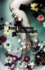 Gerard Way Imagines by ROBOTICALGIRL