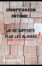 L'alinéaphobie by MerrylinPark