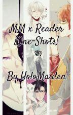 |Mystic Messenger//One-Shots X Reader| by YoloMaiden