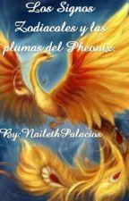 Los signos Zodiacales y las plumas del phoenix. by NailethPalacios