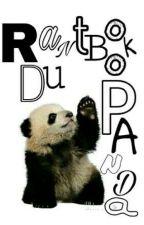 Rantbook du Panda by PandaLogique