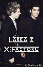 Láska z X-Factoru by HelenStylinson