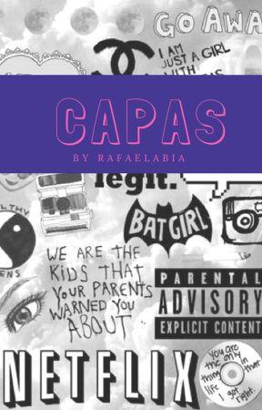 CAPAS!!! by RafaelaBia
