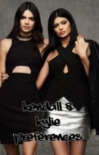 Kendall & Kylie Preferences by NataliaStepek
