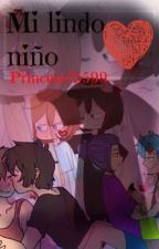 Mi Lindo Niño (Fred x Freddy) (Bon x Bonnie)  (Foxy x Chica) by princess25599