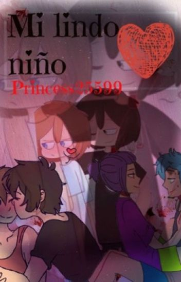 Mi Lindo Niño (Fred x Freddy) (Bon x Bonnie)  (Foxy x Chica)