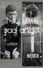 My little sad angel by rin_chan3211