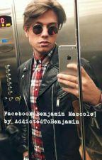 Facebook|Benjamin Mascolo| by AddictedToBenjamin