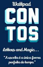 Contos: Letters and Magic by demiseduziu